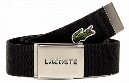 ceinture lacoste pour femme ceinture banane lacoste. Black Bedroom Furniture Sets. Home Design Ideas